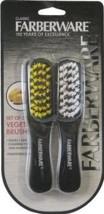 New Farberware Set of 2 Vegetable Brushes - $10.00