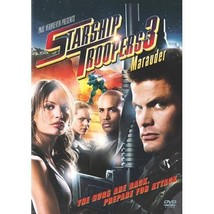 STARSHIP TROOPERS 3 MARAUDER -SCI-FI DVD RARE OOP NEW SEALED!!! - $5.44