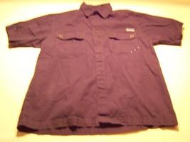 Genuine Dickies Short Sleeve Button Down Shirt Men's Size L - €16,79 EUR