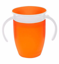 Munchkin Miracle 360° Trainer Cup 207ml Orange - $12.78
