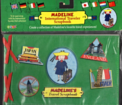 Madeline's Travel Scrapbook - $3.95