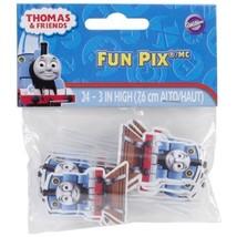 Wilton 2113-4243 Thomas and Friends Fun Cupcake/Cake Pix, 24-Pack - €4,20 EUR