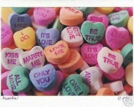 #490 Valentine's Day Hearts All Occasion Photography Photo Greeting Card - $4.99