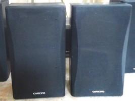 Onkyo SKM-550S Home Speakers Pair 130W, 8 ohms - $23.03