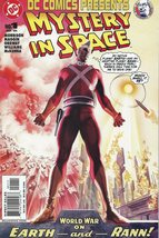 DC Comics Presents Mystery In Space #1 Grant Morrison Alex Ross Julius S... - $4.00