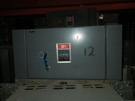 Frank Adam QSF-2033 200A Single 3PH 240V Fusible Panelbaord Switch Unit - $900.00