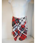 Surf's Up! Adidas Men's Black Gray Red White Geo Board Swim Shorts waist... - $29.99