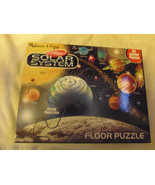 Melissa & Doug 2 x 3 ft Floor Puzzle Solar System Planets Outer Space 48... - $17.99