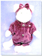 "Boyds Bear ""Alley McCat"" #93344V - 12"" Plush Cat- QVC Exclusive- NWT- 2002 - $39.99"