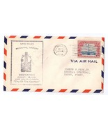 1931 Airport Dedication Lake Wales Florida FL Signed Airmail Event Cover... - $6.99