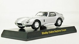 Original Kyosho 1/64 USA SPORTS CAR Minicar Collection Shelby Cobra Daytona C... - $35.99