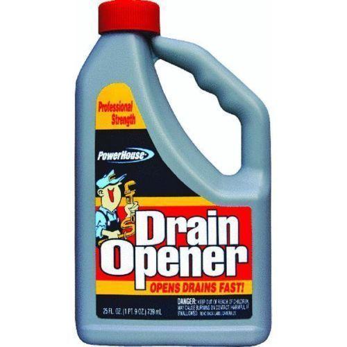 PROFESSIONAL STRENGTH DRAIN OPENER - 25 FL. OZ. (739 mL)