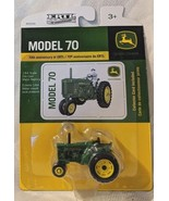 John Deere LP53345 Model 70 Tractor 70TH Anniversary of ERTL - $8.87