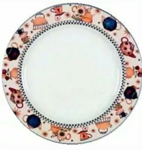 Primary image for Sakura Tea Pots Dinner Plate