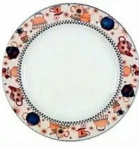 Sakura Tea Pots Dinner Plate  - $3.95