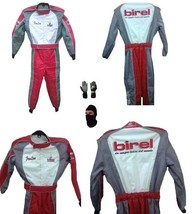 GO KART BIREL RACE SUIT CIK/FIA LEVEL 2 APPROVED WITH FREE GIFTS - $160.99
