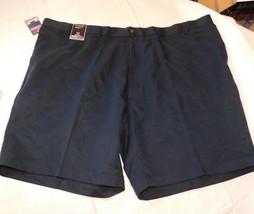 Roundtree & Yorke Easy Care Travel Smart Mens Shorts 52 Big Man Classic ... - $29.39