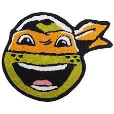 Primary image for Nickelodeon Teenage Mutant Ninja Turtles Bath Rug [Kitchen]