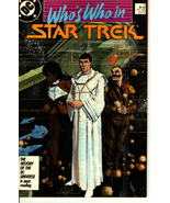 Who's Who in STAR TREK #2 (DC Comics) NM! - $1.50