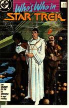 Who's Who in STAR TREK #2 (DC Comics) - $1.00