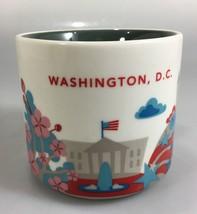 Starbucks Washington D.C. You Are Here Coffee Mug Cup 14 oz YAH Collecti... - $47.53