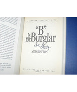B Is for Burglar SIGNED by Sue Grafton NEW BCE - $65.31