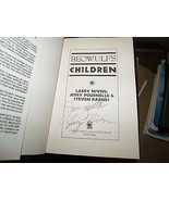 Beowulf's Children SIGNED by Jerry Pournelle & Larry Niven .1ST/1ST - $55.96