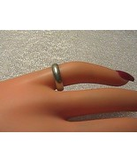 Sterling Silver Band Ring Size 3.25 - $15.00