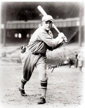 Rogers Hornsby St Louis Cardinals Vintage 8X10 BW Baseball Memorabilia P... - $4.99