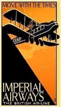 Imperial Airways Magnet #2 - $5.99