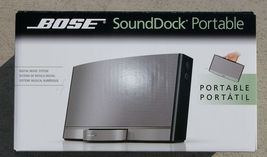 Bose SoundDock Portable Black with FREE Bluetooth Adapter - $285.00