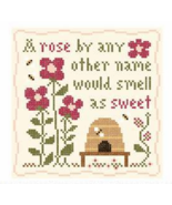 Sweet Rose 2 FLOSS + FREE CHART Classic Colorworks Little House Needleworks - $4.80