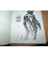 CLIVE BARKER'S A-Z OF HORROR SIGNED BY CLIVE BARKER UK 1ST/1ST SOFTCOVER - $140.11
