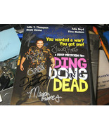 Ding Dong Dead (DVD, 2011) CAST SIGNED 9X CREEPERSIN - $56.00