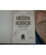 HIDDEN HORROR SIGNED BY WILLIAM LUSTIG +5 1ST/1ST SOFTCOVER - $79.34