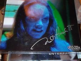Star Trek Voyager Martha Hackett Hand Signed 8 X10 Photo - $51.32