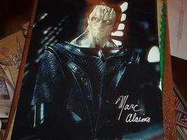 Star Trek Deep Space Nine Marc Alaimo  Hand Signed 8 X10 Photo - $41.97