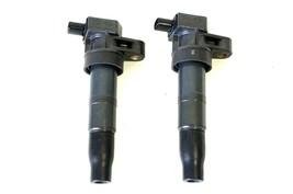 OEM Lot set of 2 Ignition Coils Hyundai Kia Genesis 2730130000 Coupe Ac... - $21.38