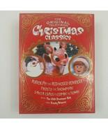 The Original Television Classics Rudolph Frosty Santa 4 DVD's & Bonus Mu... - $38.99