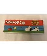 vintage butterfly snoopy mini pencil case  - $14.85