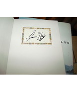 Cooking with Heart & Soul SIGNED BY ISAAC HAYES 1ST/1ST - $51.29