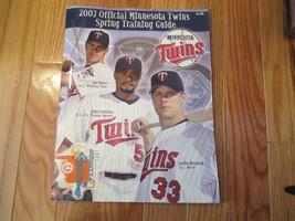 2007 Minnesota MN Twins Spring training Souvenir Program Mauer Mornean S... - $8.99