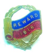 1916 REWARD pin old antique - $4.50