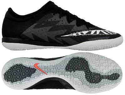 38aa838f8 NIKE MERCURIAL X FINALE STREET IC INDOOR SOCCER SHOES Black Hot Lava White