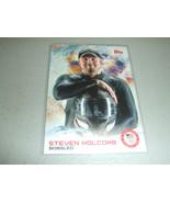 2014 Topps Winter Olympics #45 Steven Holcomb -Bobsled- - $2.05