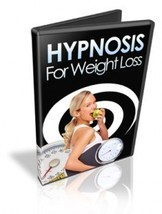 Hypnosis For Weight Loss Audio/resell rights/ebook cd - $2.99