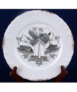MZ Austria Commemorative Boston Plate Faneuil Hall Bunker Hill Moritz Zd... - $5.00