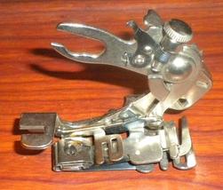 Free Westinghouse Rotary Presser Foot Ruffler Greist 5 Stitch 1/4' Gap I... - $12.50