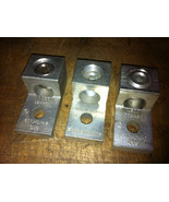 600 MCM-2  LUG ILSCO, 3 piece set - $20.79