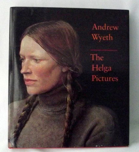 Andrew Wyeth Helga Pictures HBDJ FE 1987 Nudes Painting Art Studies Farms Photos